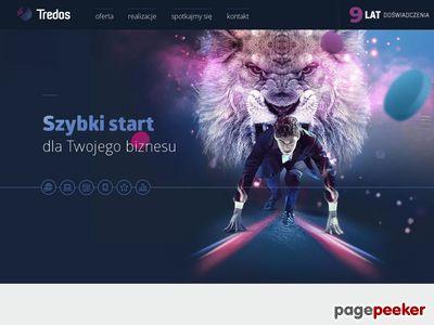 Strony internetowe Poznań - tredos.info