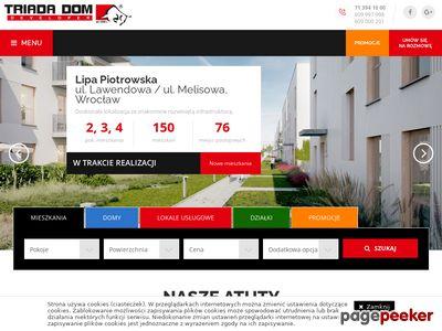 Wrocław nowe mieszkania od dewelopera