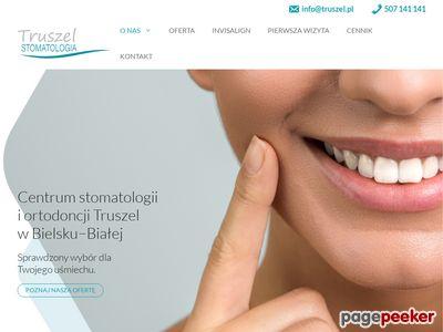 Stomatologia Truszel ortodoncja bielsko