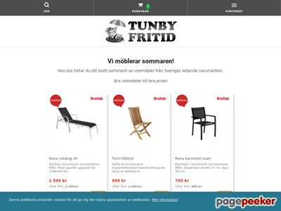 Tunbyfritid - http://www.tunbyfritid.se