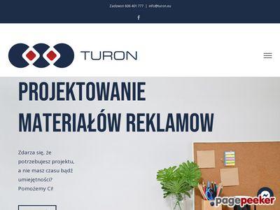 TURON Platforma Druku