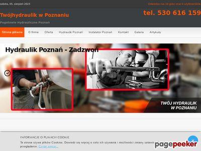 Usługi Hydrauliczne Poznań