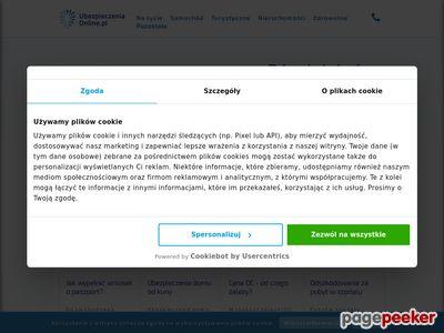 Http://www.ubezpieczeniaonline.pl
