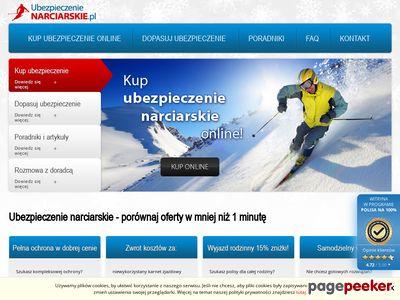 ubezpieczenienarciarskie.pl
