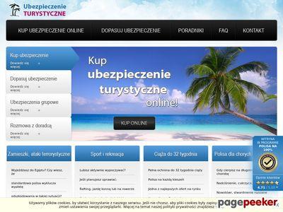 www.ubezpieczenieturystyczne.com.pl