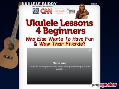 Ukulele Lessons - How to Play the Uke!