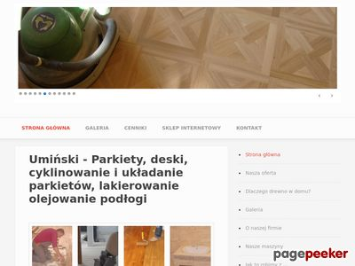 Drewniane podłogi Olsztyn