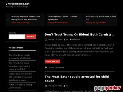 Unexplainable.Com- FREE Spiritual Brainwave MP3s