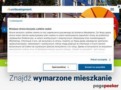 Nowe inwestycje Warszawa