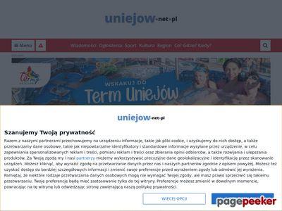 Uniejów.net.pl - Informacyjny Portal Regionalny Uniejowa