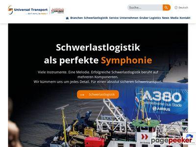 Universal Transport- transport ponadnormatywny