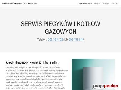 Serwis kotłów gazowych Kraków