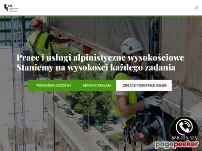 Uslugialpinistyczne.pl - pielęgnacja drzew warszawa