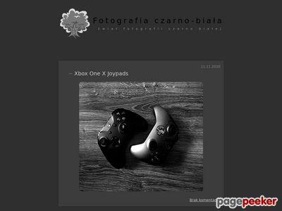 Fotografie czarno-białe
