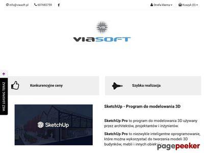 AutoCAD LT 2012 w Viasoft