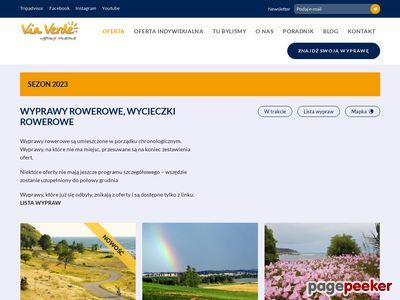 Wyprawy rowerowe - viaverde.com.pl