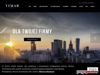 Biura do wynajęcia Warszawa