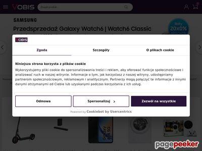 Laptopy, komputery, multimedia - Vobis.pl - sklep internetowy
