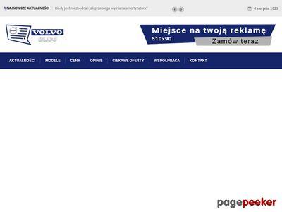 Informacje o Volvo