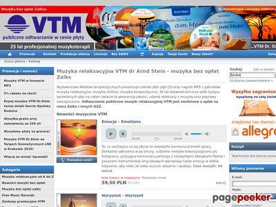 Muzyka relaksacyjna VTM
