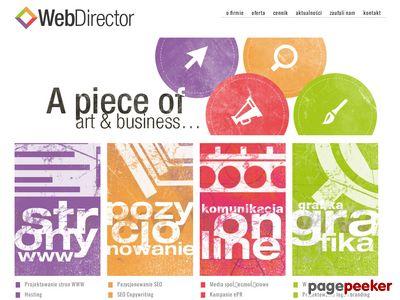 Projektowanie graficzne - strony, loga, etykiety