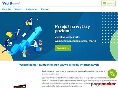 Projektowanie strony www Warszawa