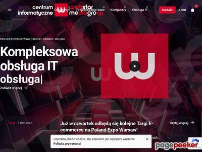 Prywatna strona www to fortuna firmy