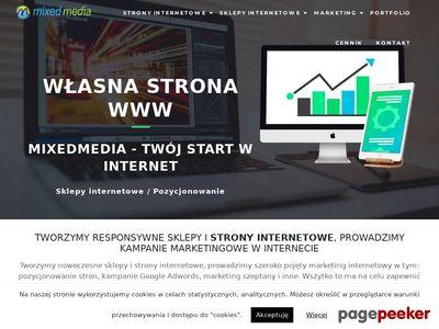 Tworzenie sklepów www - webstart.com.pl