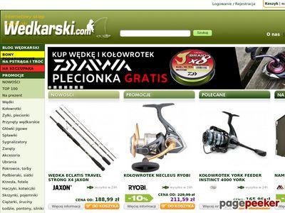 Wedkarski.com - echosonda