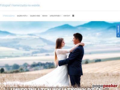 Filmowanie wesel Małopolska