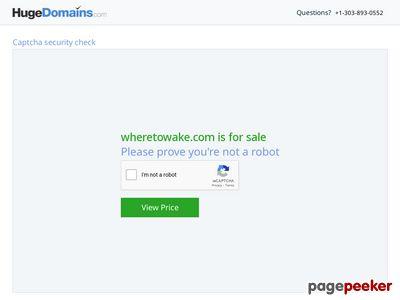 Wheretowake.com – gdzie na wakeboard