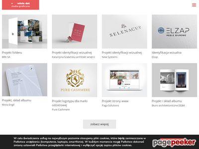 Projekty graficzne Kraków