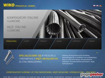 Www.wiko.info.pl - Złącza kołnierzowe