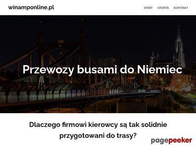 Polskie Centrum odtwarzacza Winamp