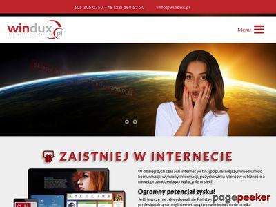 Profesjonalne strony internetowe, tworzenie stron www