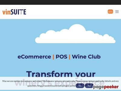 The WineWeb Screenshot