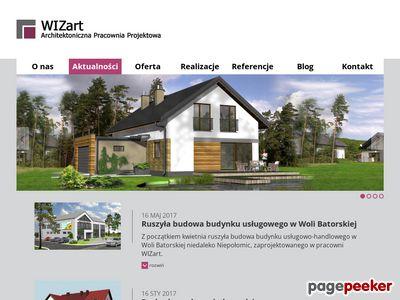 wizart.net.pl - Architekt Kraków