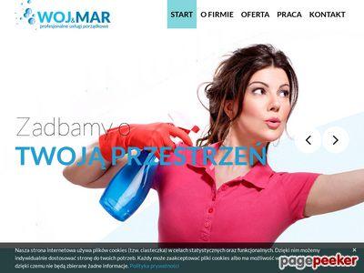 WojMar - Firma sprzątająca Gliwice, Katowice