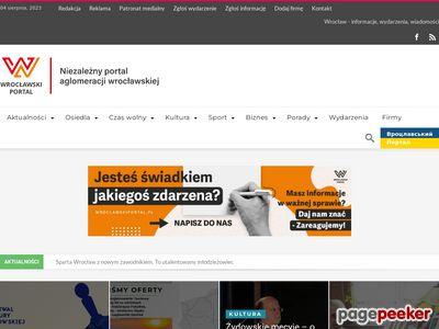 Miasto Wrocław - polityka, kultura, sport