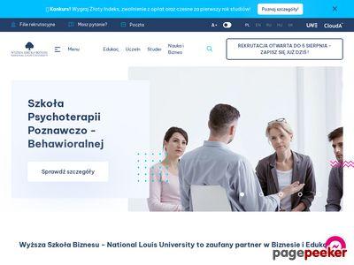Wyższa Szkoła Biznesu - National Louis University