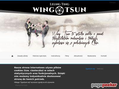 WING TSUN KUNG-FU WARSZAWA SOPOT