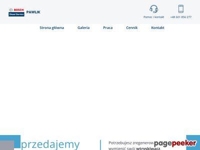 Naprawa regeneracja wtryskiwaczy Bydgoszcz