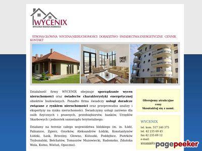 Wycena nieruchomości Rzeczoznawca majątkowy Zgierz Łódź