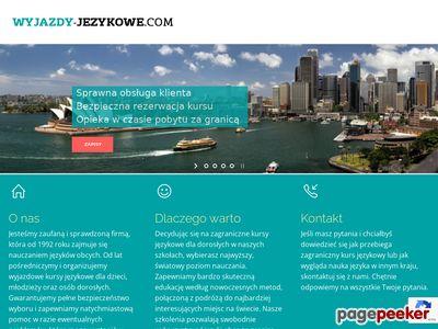 Www.wyjazdy-jezykowe.com
