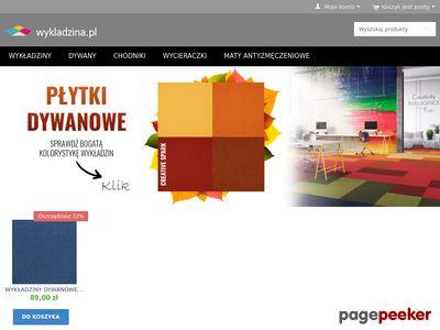 Sklep z wykładzinami - Wykladzina.pl