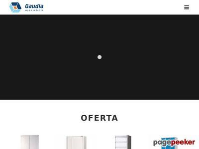 Wyposażenia Gaudia - meble metalowe