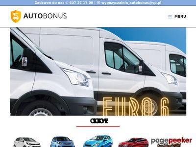 Wypożyczalnia aut osobowych wypozyczalnia-samochodow-lodz.pl