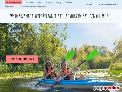 Spływy kajakowe Białystok