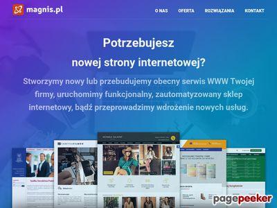 Tworzenie stron internetowych małopolska