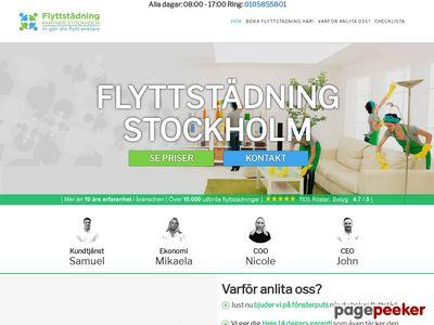 Flyttstädning Stockholm - http://www.xn--braflyttstdningstockholm-zbc.se